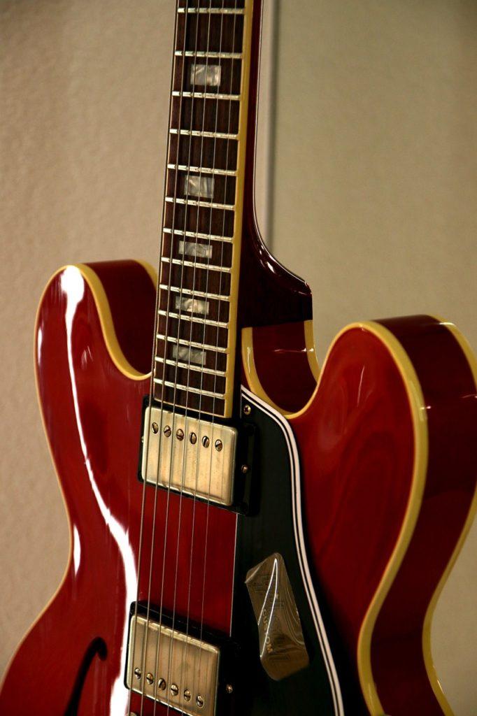 ギブソン、メンフィスのギター工場が売りに出される!!